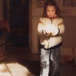 Leila Catching Light