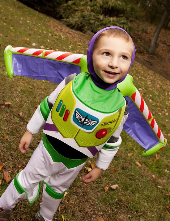 Buzz Lightyear Halloween Costume